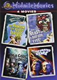 The Phantom from 10,000 Leagues / The Beast with 1,000,000 Eyes! / War Gods of the Deep / At the Earth's Core (Midnite Movies)