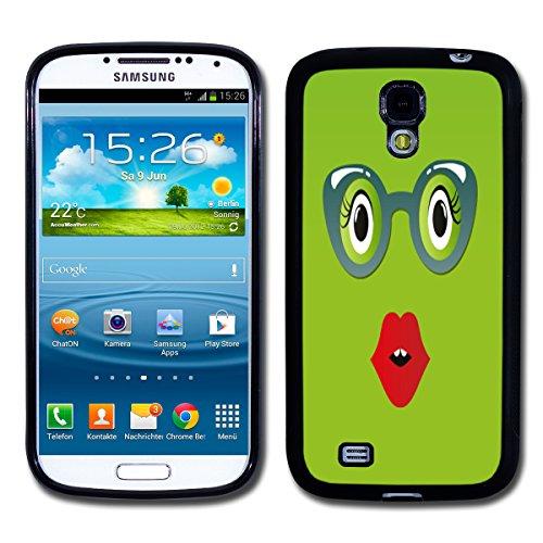 Handy Hülle TPU Silikon Case Etui Tasche Schutzhülle Schutz Auswahl-11 (Design 2) für Apple Iphone 4 / Iphone 4 S - Handy Kondom Case Silicon Hülle Schutz