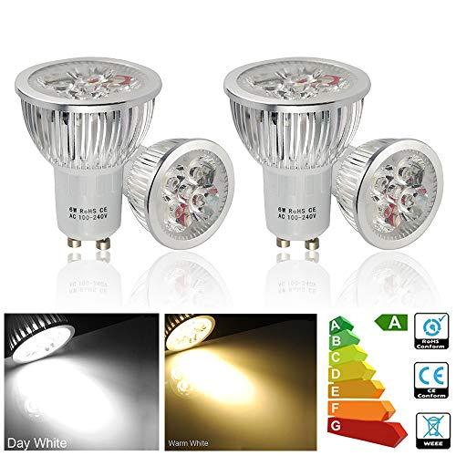 Gu10 High Power Led Light Bulb in US - 8
