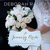 Bargain Audio Book - A January Bride  A Year of Weddings Novel