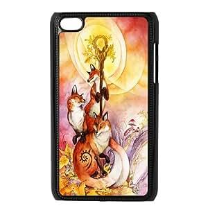 [MEIYING DIY CASE] FOR IPod Touch 4th -Fairy Fox-IKAI0447212