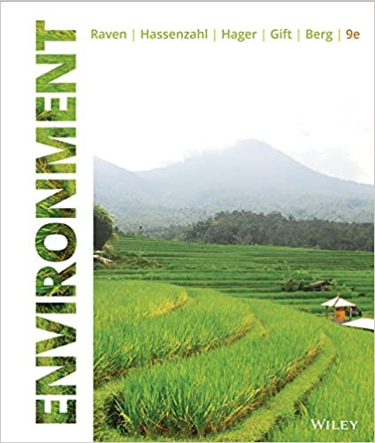 Environment 9th edition peter h raven david m hassenzahl mary environment 9th edition peter h raven david m hassenzahl mary catherine hager nancy y gift linda r berg 9781118875827 amazon books fandeluxe Images