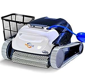 Dolphin poolstyle robot limpiafondos para piscinas solo fondo jard n - Robot piscina amazon ...