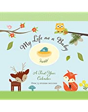 My Life as a Baby: A First Year Calendar (Woodland Friends)