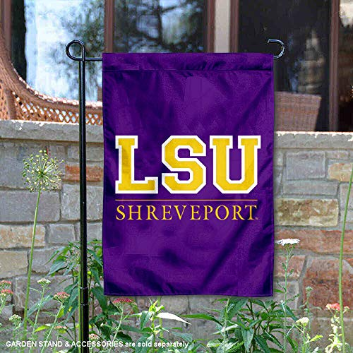 College Flags and Banners Co. LSUS Pilots Garden Flag (Gardens Shreveport)