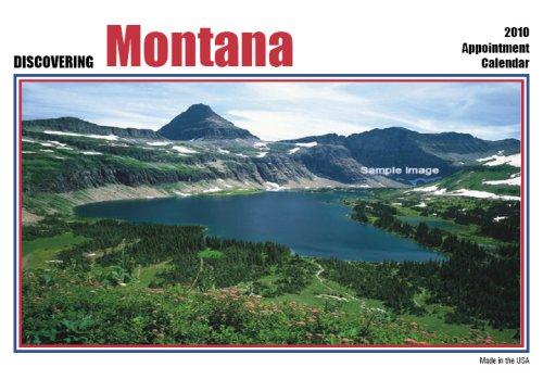 Montana 2010 Calendar - Discovering Montana 2010 Wall Calendar