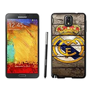 Real Madrid 2 Black New Recommended Design Samsung Galaxy Note 3 Phone Case