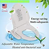 Electric bidet,Digital Bidet Electric Toilet Seat WC Dryer 220V Multi-safeguards Waterproof USA STOCK