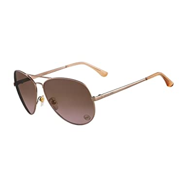 ddac262bf397c Michael Kors M2058S-780 Ladies M2058S Lola Rose Gold Sunglasses   Amazon.co.uk  Clothing