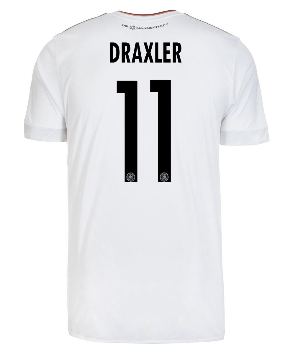 100%安い adidas DRAXLER #11 Germany Home Men's US Home Soccer Jersey FIFA ホーム用 Confederations Cup 2017/サッカーユニフォーム ドイツ ホーム用 ドラクスラー B01N1ZS1SV US - Size X-Large, 良品特価 【モノイズム】:8f1e0753 --- sabinosports.com