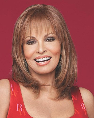 Raquel Welch's RL14/25 Honey Ginger Top Billing Monofilament Hairpiece (Ginger Sheer Wig)
