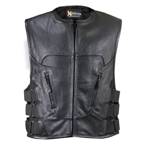 Armored Motorcycle Vest - 9