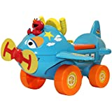 Tek Nek Sesame Street Fly with Elmo Ride-On