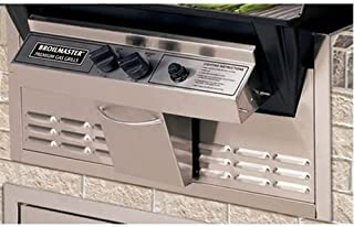 product image for Broil Master Stainless Steel Built-in Kit for Broilmaster P3X, H3X, Q3X Head