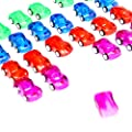 """Dazzling Toys 2"""" Pull Back & Let Go Racer Cars - Pack of 12 Cars - Assorted Car Colors- Great Christmas Gift Idea"""
