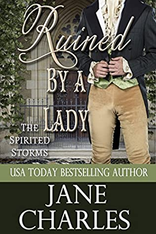 book cover of Ruined by a Lady