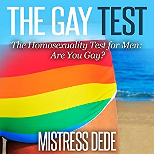 The Gay Test Audiobook
