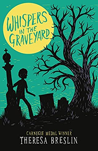 book cover of Whispers in the Graveyard