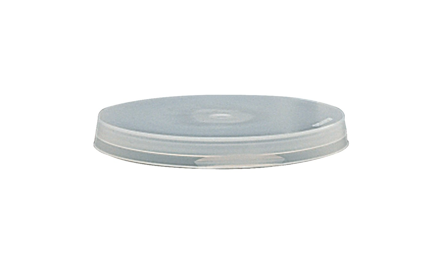 BD 354017 Falcon Polypropylene Lid for 4.5 oz or 8 oz Sterile Sample Containers (Case of 500)