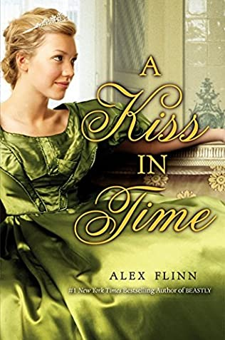 book cover of A Kiss in Time