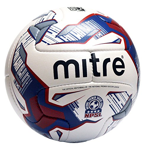 Mitre #5 Official NPSL Soccer Ball by mitre