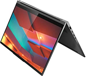 "2020 Lenovo Yoga C940 2-in-1 14"" FHD IPS Touch Laptop, 10th Gen Intel Core i7-1065G7, 16GB DDR4, 1TB SSD PCIe, Thunderbolt 3, Active Stylus Pen, Fingerprint Reader 3 lbs - Iron Gray"