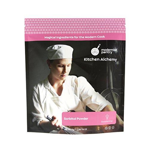 Pure Sorbitol Powder ☮ Vegan ❤ Gluten-Free ✡ OU Kosher Certified - (1kg Powder)