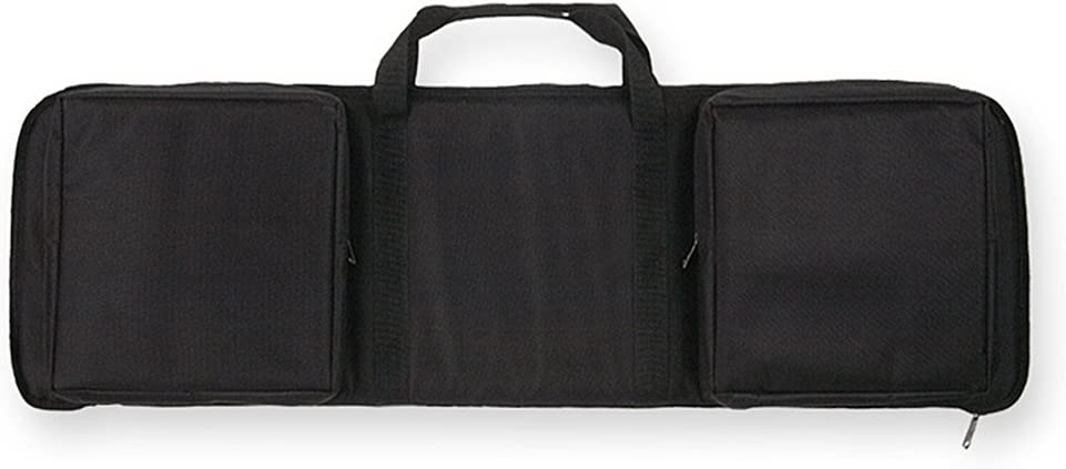 Bulldog Extreme Rectangle Discreet Black Assault Rifle Case 51L0PR8ZLUL