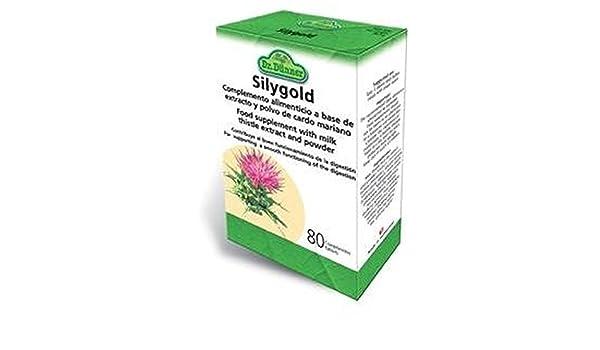 Silygold (Cardo Mariano) Dr.Dunner 80 comprimidos de Salus: Amazon.es: Salud y cuidado personal