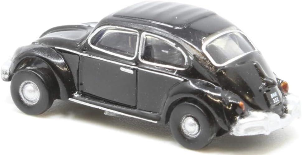 Oxford Diecast NVWB005 Volkswagen Beetle Black