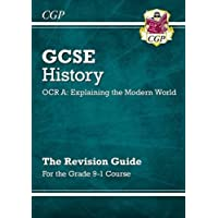 New GCSE History OCR A: Explaining the Modern World Revision Guide - for the Grade 9-1 Course (CGP GCSE History 9-1 Revision)
