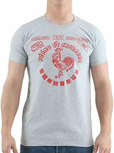 Sriracha Men's Hot Chili Sauce T-Shirt