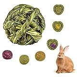 AIYA Rabbit Toys, Rabbit Chew Ball Timothy