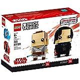 LEGO BrickHeadz Limited Edition Star Wars Rey and Kylo Ren Collectors Pack