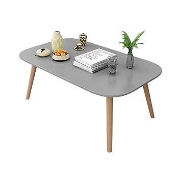 Bois Massif Petite Table Basse Petit Appartement Salle De Sejour