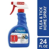 Adams Flea and Tick Home Spray - 24 Ounce