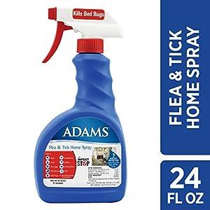 4. Adams Home Spray for Flea & Ticks