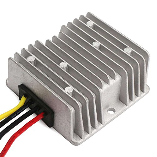 Four 36V 48V to 12V 60A 720W Voltage Reducer DC Step Down Converter 30-60V to 12V 10A DC Buck ()