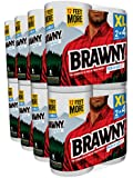 Brawny Pick-A-Size Paper Towels, 16 XL = 32 Regular Rolls