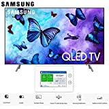 Samsung Q6FN Smart 4K Ultra HD QLED TV (2018) Bundle (65″ + Home Security Kit)