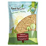 Certified Organic Brown Basmati Rice by Food to Live (Raw, Long Grain, Non-GMO, Kosher, Bulk) - 5 Pounds