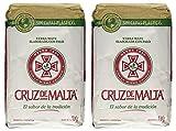 Yerba Mate Cruz de Malta Presentación de 1 Kg pack de 2