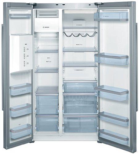 Amerikanische kühlschränke bosch  Bosch KAD62V75 Serie 6 Side by Side / A++ / Kühlen: 385 L ...