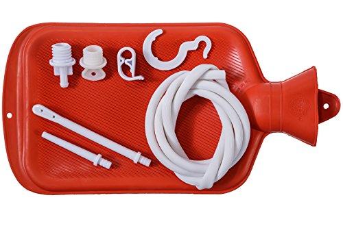 hot water bottle and syringe kit - 7
