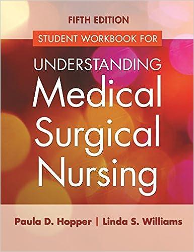 Student workbook for understanding medical surgical nursing student workbook for understanding medical surgical nursing 5th edition kindle edition fandeluxe Choice Image