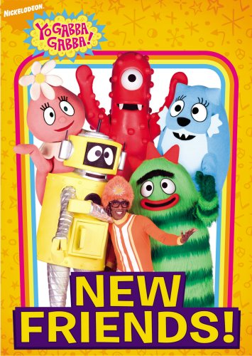 Yo Gabba Gabba!: New Friends -