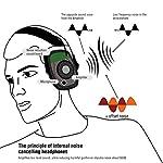 awesafe GF01+ Réduction du bruit Maximiser le son Sécurité électronique Casque antibruit, Protection de l'ouïe, Idéal… 11