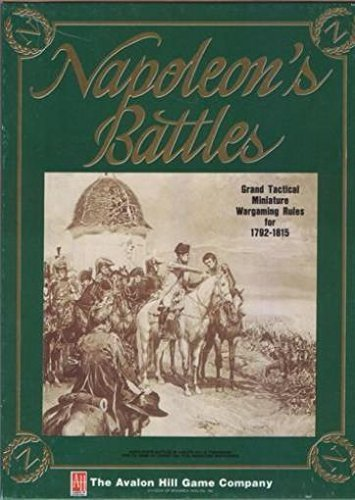 Napoleon's Battles (Grand Tactical Miniature Wargaming Ru...