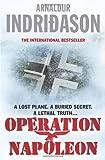 """Operation Napoleon"" av Arnaldur Indridason"
