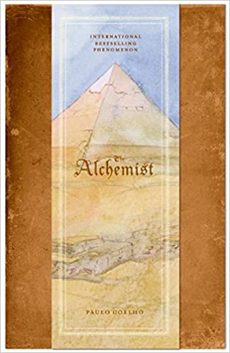 the alchemist gift edition paulo coelho amazon the alchemist gift edition paulo coelho 9780060887964 com books